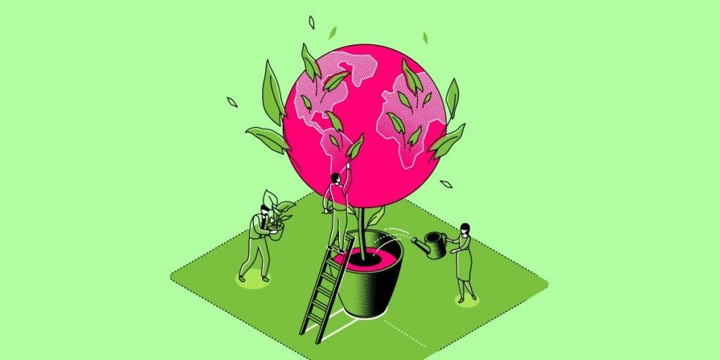 abitudini per salvare il pianeta