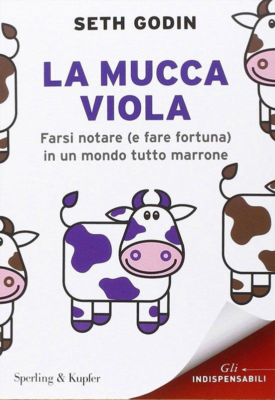 Mucca Viola Seth Godin