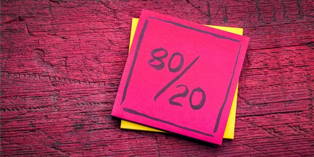 pareto-80_20-pink-different-pensiero-differente-blog