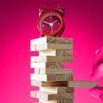 GESTIONE DEL TEMPO COME FARE TUTTO IN 24 ORE -blog pensiero differente-pink-different